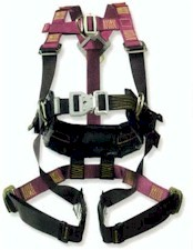 IPAF Safety Harness Training