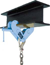 Lifting Equipment - Beam Clamp